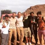マイケル役ウェントワース・ミラーがモロッコで歌って踊る!